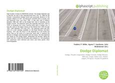 Borítókép a  Dodge Diplomat - hoz