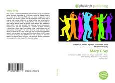 Capa do livro de Macy Gray