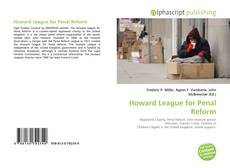 Обложка Howard League for Penal Reform