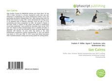 Couverture de Ian Cairns