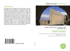 Bookcover of Jiroft Culture
