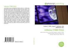 Bookcover of Inferno (1980 Film)