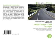 Couverture de Dodge Charger (1999 concept)