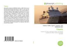 Portada del libro de Titanic