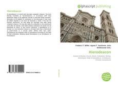 Обложка Hierodeacon