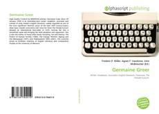 Buchcover von Germaine Greer