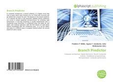 Обложка Branch Predictor