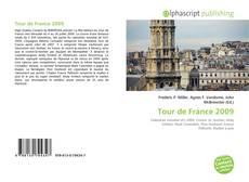 Portada del libro de Tour de France 2009