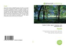 Bookcover of Forêt