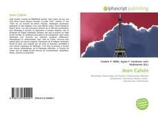 Jean Calvin kitap kapağı