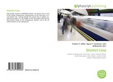 Bookcover of District Line