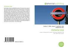Bookcover of Victoria Line