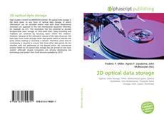 Couverture de 3D optical data storage