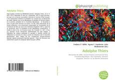 Adolphe Thiers的封面
