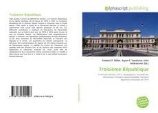 Couverture de Troisième République