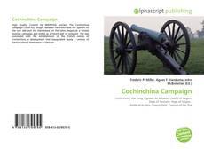 Bookcover of Cochinchina Campaign