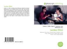 Portada del libro de Jumbo (film)