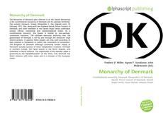 Monarchy of Denmark的封面