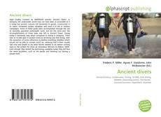 Couverture de Ancient divers