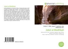 Buchcover von Jebel al-Madhbah