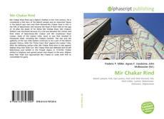 Bookcover of Mir Chakar Rind