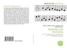 Buchcover von Butterflies and Hurricanes