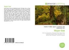 Bookcover of Major Oak