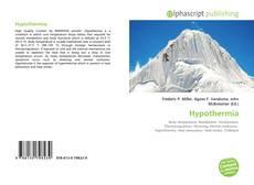 Copertina di Hypothermia