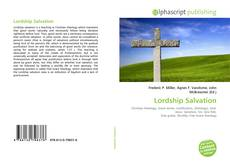 Bookcover of Lordship Salvation