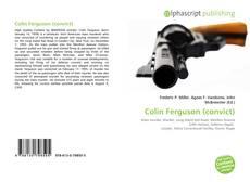 Bookcover of Colin Ferguson (convict)