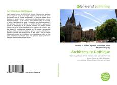 Couverture de Architecture Gothique