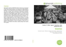 Bookcover of Vannes