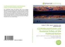 Capa do livro de Confederated Salish and Kootenai Tribes of the Flathead Nation