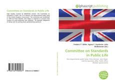 Copertina di Committee on Standards in Public Life