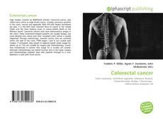 Colorectal cancer的封面