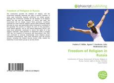 Bookcover of Freedom of Religion in Russia