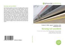 Bookcover of Kerang rail accident
