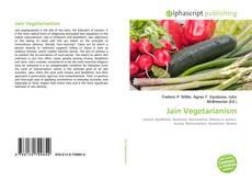Bookcover of Jain Vegetarianism