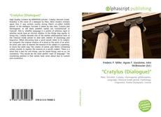 Bookcover of ''Cratylus (Dialogue)''