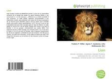 Обложка Lion
