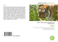 Copertina di Tigre