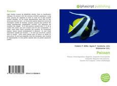 Bookcover of Poisson
