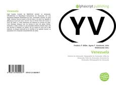 Bookcover of Venezuela
