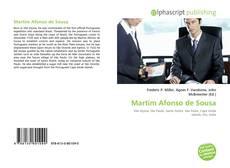 Capa do livro de Martim Afonso de Sousa