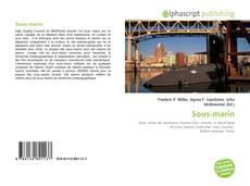Bookcover of Sous-marin