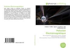 Copertina di Pollution Électromagnétique