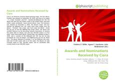 Bookcover of Awards and Nominations Received by Ciara
