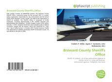 Buchcover von Broward County Sheriff's Office