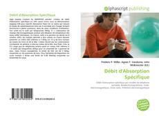 Bookcover of Débit d'Absorption Spécifique