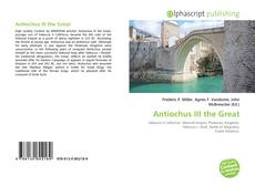 Antiochus III the Great kitap kapağı